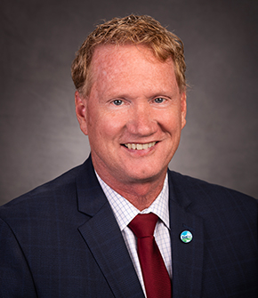 Gregory A. Brush, Fiscal Officer